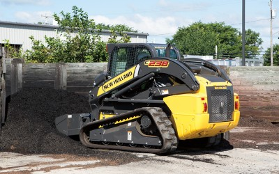 New Holland Skid Steer Special